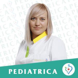 Olesea Vaculin Pediatru